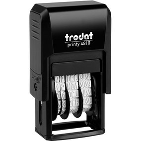 Trodat 4810 Dater (Bank)