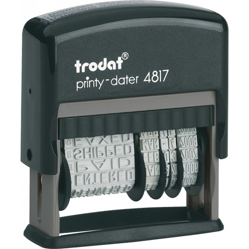 Trodat 4817 Dater (УКР)