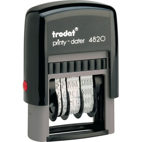 Trodat 4820 Dater (Bank)