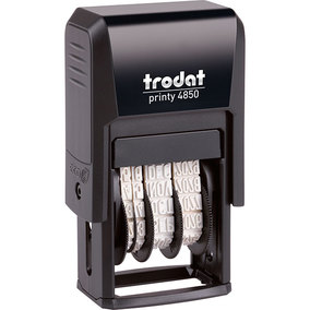 Trodat 4850 Dater (УКР)