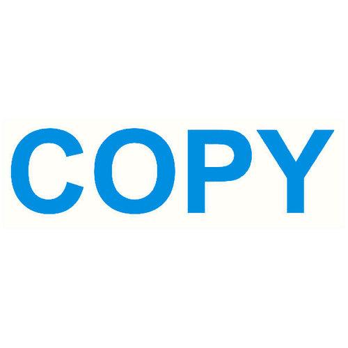 """Штамп """"COPY"""""""