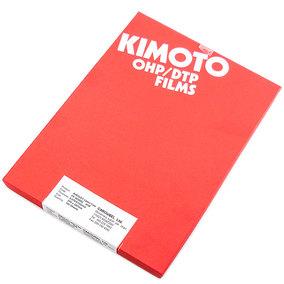 Матовая пленка полиэстерная Kimoto