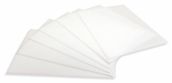 Пластик для рельефных печатей А4