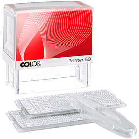 Colop Printer 50 Текст