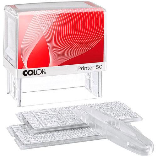 Colop Printer 50 Текст